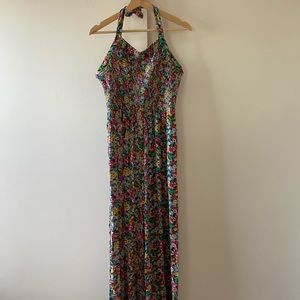 Urban outfitters halter top jumpsuit